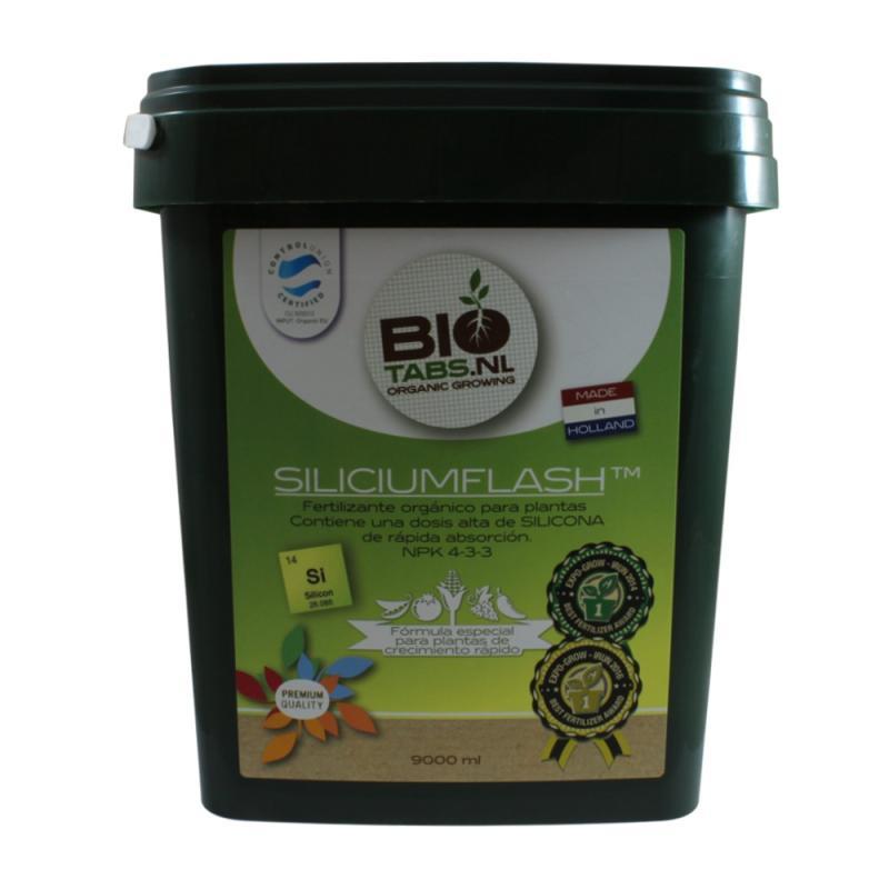 Silicium Flash 9000ml Bio Tabs - Sativagrowshop.com