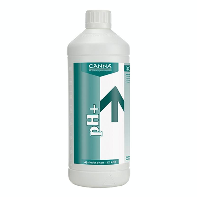 Ph + 5% 1L Canna - Sativagrowshop.com