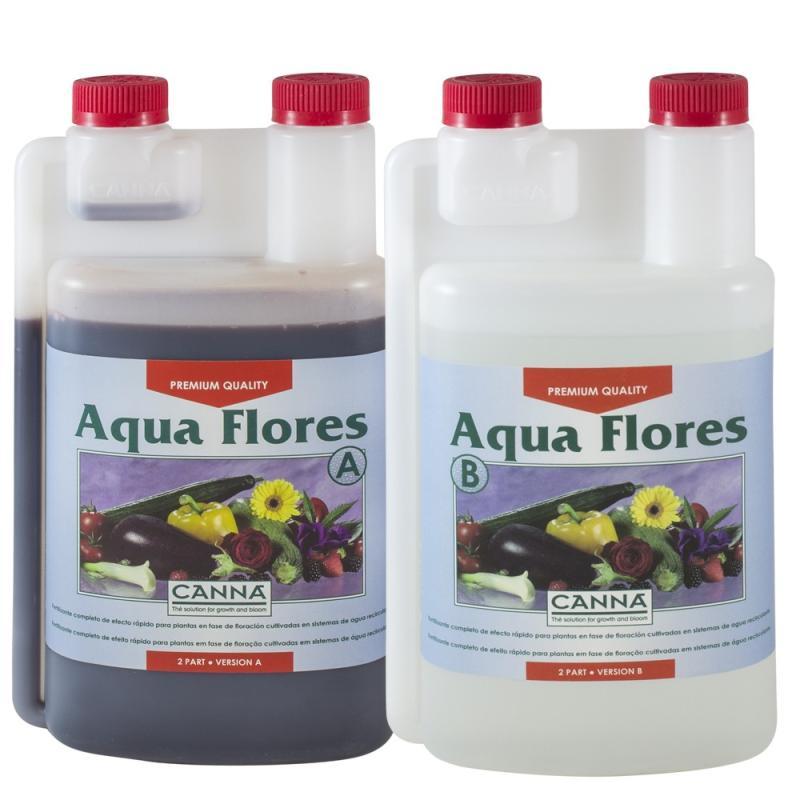 Aqua Vega A+B Canna - Sativagrowshop.com