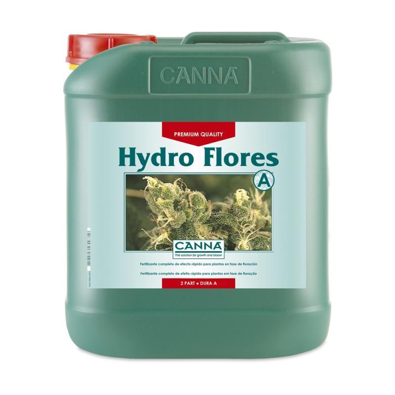 Hydro Flores A agua dura 5L Canna - Sativagrowshop.com