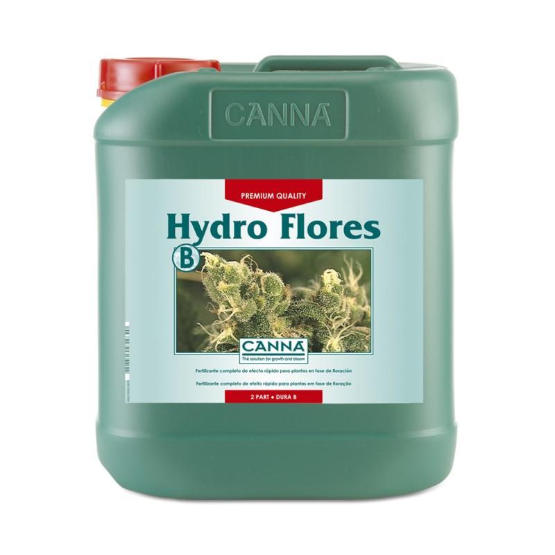 Hydro Flores B agua dura 5L Canna - Sativagrowshop.com
