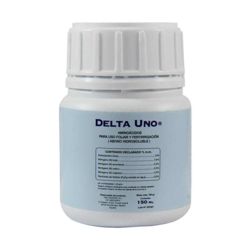 Delta 1 150ml Bio Tka - Sativagrowshop.com