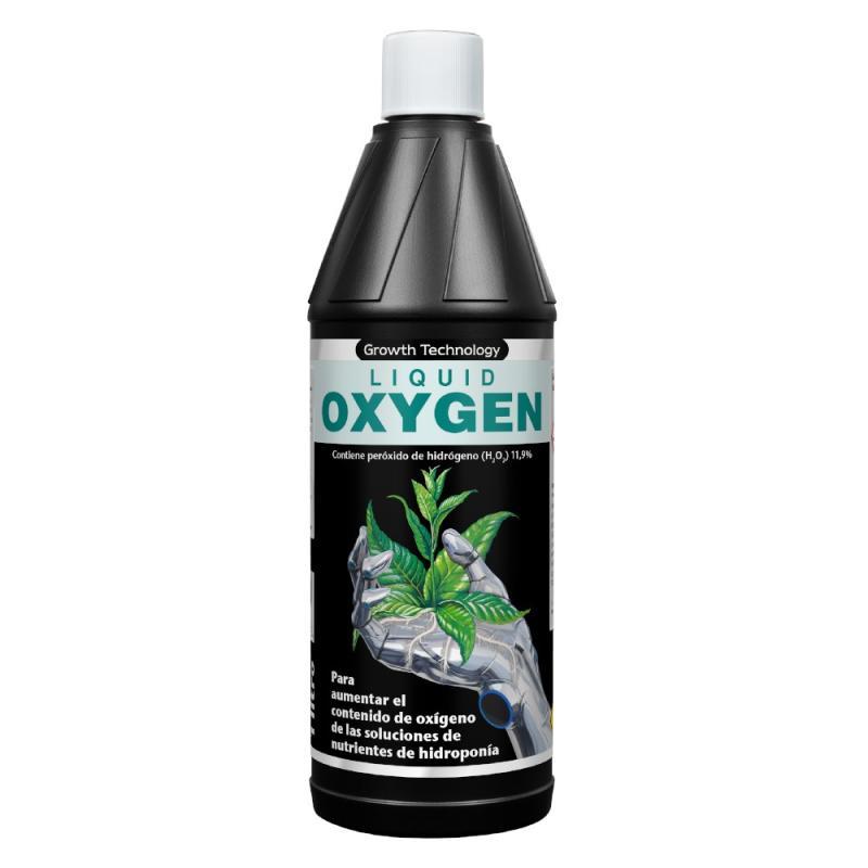 Liquid Oxygen 1L Growth Technology - Sativagrowshop.com
