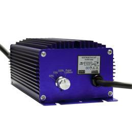 Arrancador 400W digital plug&play LUMATEK con regulador de potencia - Sativagrowshop.com