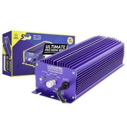 Balastro 600W Controlable Ultimate Pro 400V Lumatek - Sativagrowshop.com