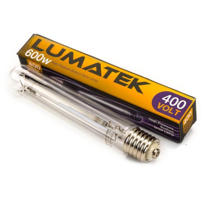 Bombilla Lumatek HPS 600W Pro 400V - Sativagrowshop.com