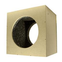 Caja insonorizada 315mm