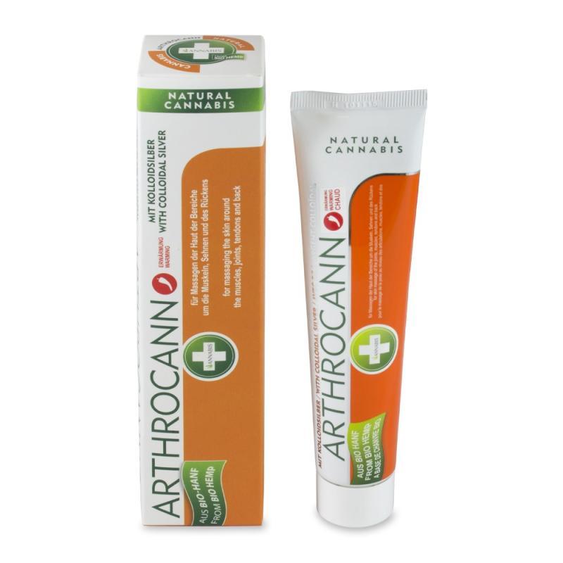 Arthrocann gel efecto calor 75 ml - Annabis - Sativagrowshop.com