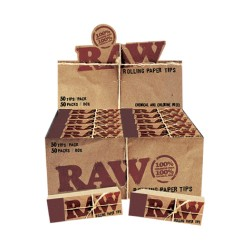 Raw Tips 50 Leaves  - Sativagrowshop.com