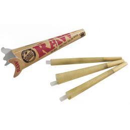 Raw papers cone KS slim 3und - Sativagrowshop.com