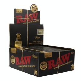 Raw Black KS Slim Box/50 -...
