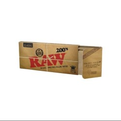 Raw 200 King Size Classic - Sativagrowshop.com
