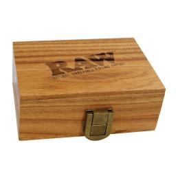 Raw Caja Madera