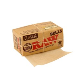 Raw Classic King Size Rollo 5 Metros - Sativagrowshop.com