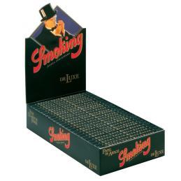 Smoking De Lux 1 1/4 (caja...