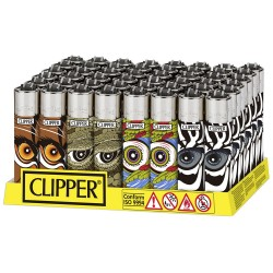 Caja Clipper Animals 21 48 uds