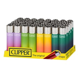 Caja Clipper Metallic...