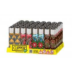 Caja Clipper Flower Mandals...
