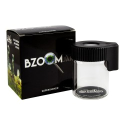 BZoom Jar by Super Smoker